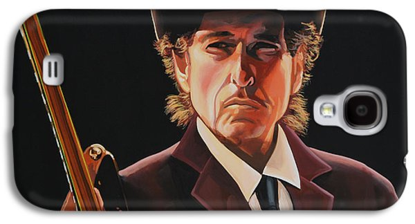 Bob Dylan 2 Galaxy S4 Case by Paul Meijering