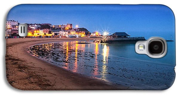 Broadstairs At Twilight.  Galaxy S4 Case by Ian Hufton