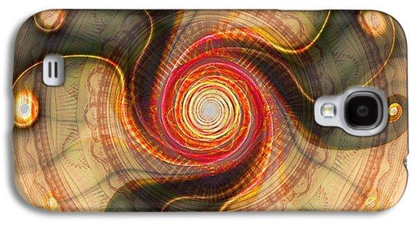 Dark Omen Galaxy S4 Case by Anastasiya Malakhova