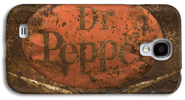 Dr Pepper Vintage Sign Galaxy S4 Case