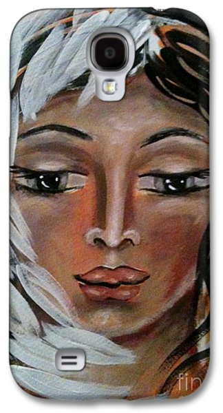 Faith Galaxy S4 Case by Maya Telford