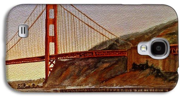 Golden Gate Bridge San Francisco California Galaxy S4 Case