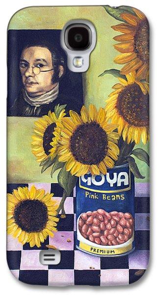 Cyclops Galaxy S4 Case -  Goyas by Leah Saulnier The Painting Maniac