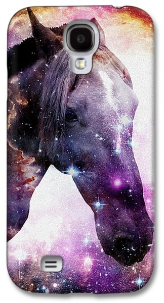 Horse In The Small Magellanic Cloud Galaxy S4 Case