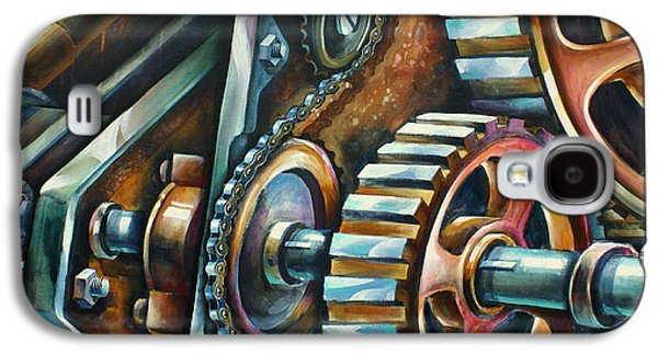 ' In Harmony ' Galaxy S4 Case by Michael Lang