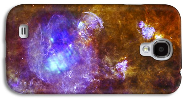 Life And Death In A Star-forming Cloud Galaxy S4 Case by Adam Romanowicz