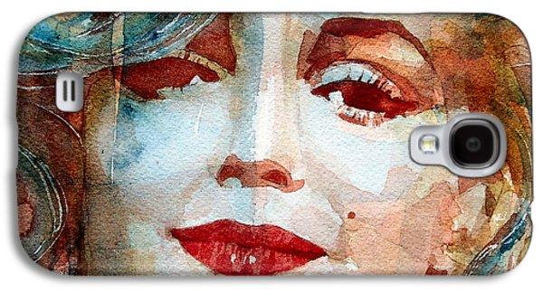 Marilyn   Galaxy S4 Case by Paul Lovering