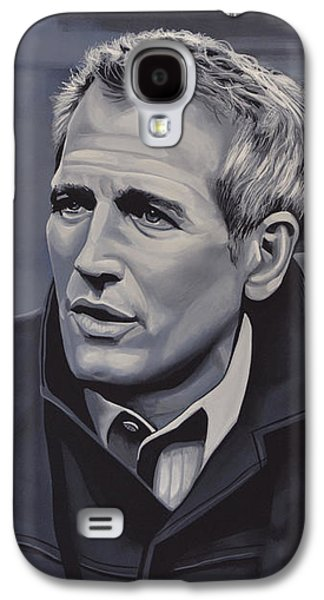 Paul Newman Galaxy S4 Case