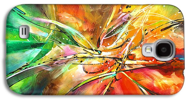 ' Point Of No Return' Galaxy S4 Case by Michael Lang