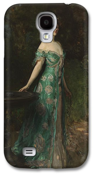 Portrait Of Millicent Leveson-gower - Duchess Of Sutherland Galaxy S4 Case by John Singer Sargent
