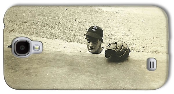 Ted Williams Galaxy S4 Case by Diane Diederich