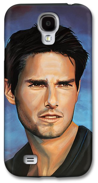 Tom Cruise Galaxy S4 Case