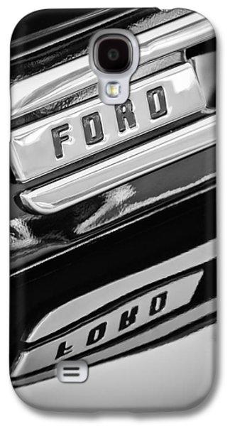1948 Ford F-1 Pickup Truck Galaxy S4 Case by Jill Reger
