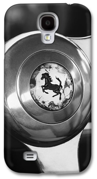 1955 Ferrari 250 Europa Gt Pinin Farina Berlinetta Steering Wheel Emblem Galaxy S4 Case