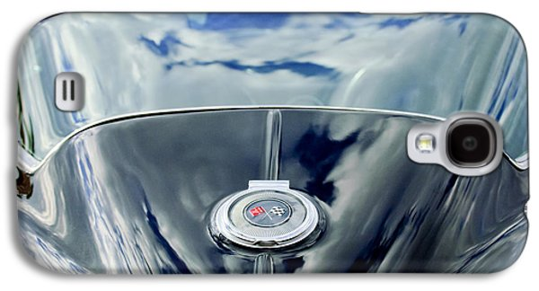 1967 Chevrolet Corvette Rear Emblem Galaxy S4 Case