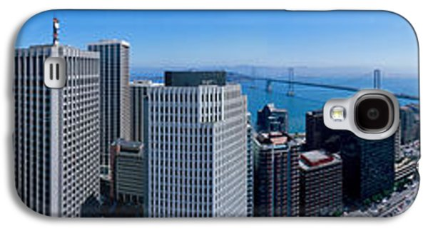 360 Degree View Of A City, Rincon Hill Galaxy S4 Case