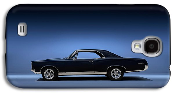 Car Galaxy S4 Case - 67 Gto by Douglas Pittman