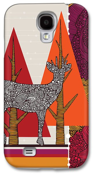 A Deer In Woodland Galaxy S4 Case