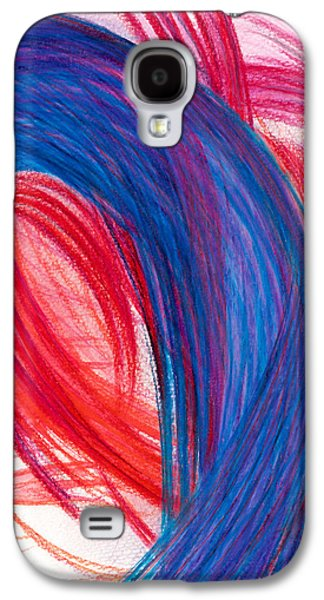 A Passionate Intuition Galaxy S4 Case by Kelly K H B