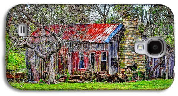 Abandoned House  Galaxy S4 Case by Savannah Gibbs