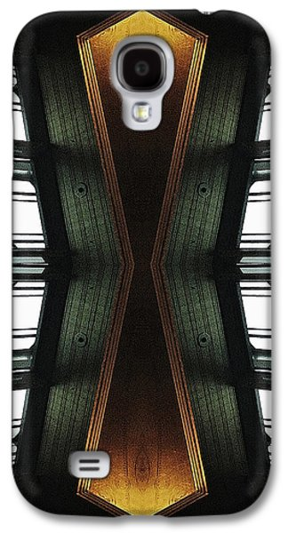 Abstract Empire Deco Galaxy S4 Case by Natasha Marco