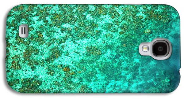 Aerial View Of The Great Barrier Reef Galaxy S4 Case