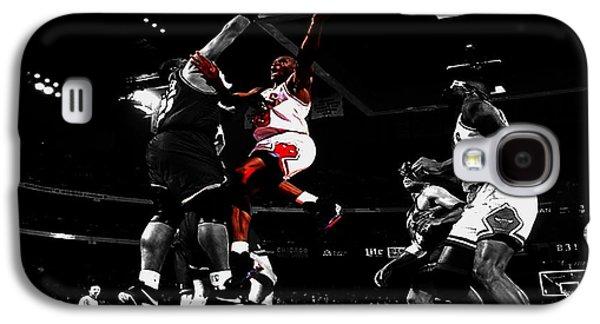Air Jordan  Galaxy S4 Case