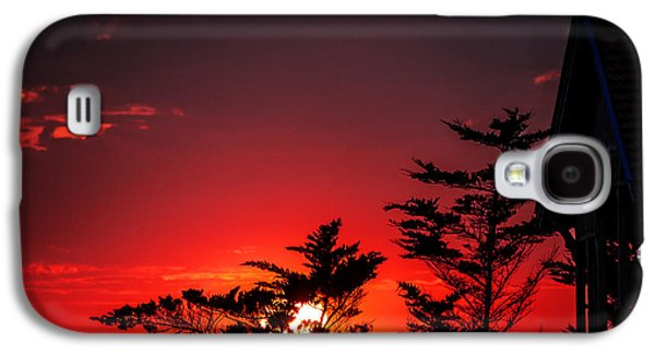 Amelie Galaxy S4 Case