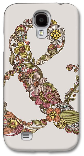 Ampersand Galaxy S4 Case by Valentina