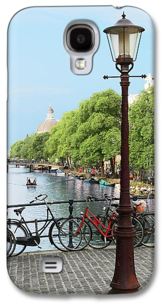 Amsterdam, Holland, Old Gas Lamp Post Galaxy S4 Case