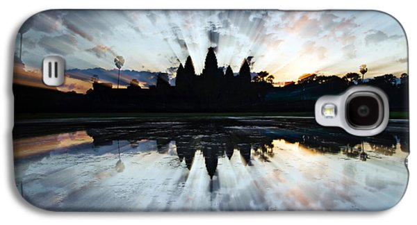 Angkor Wat Galaxy S4 Case