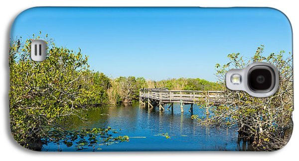 Anhinga Trail Boardwalk, Everglades Galaxy S4 Case