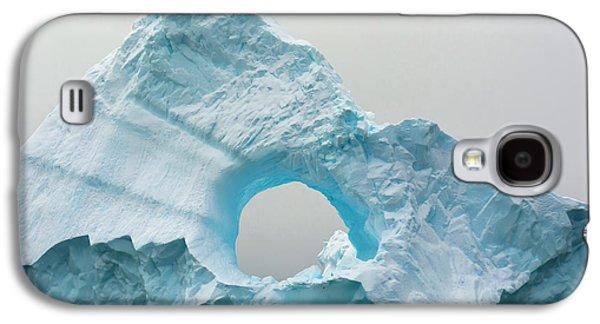Antarctica Charlotte Bay Giant Iceberg Galaxy S4 Case by Inger Hogstrom
