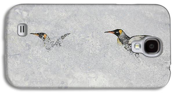 Antarctica, South Georgia, Salisbury Galaxy S4 Case
