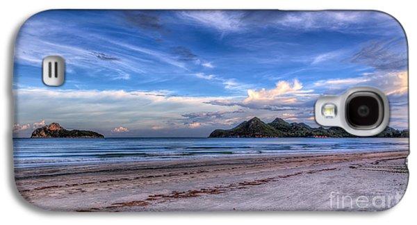 Ao Manao Bay Galaxy S4 Case by Adrian Evans
