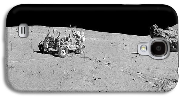 Apollo 16 Lunar Rover Galaxy S4 Case