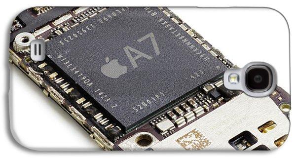 Apple A7 Microchip Galaxy S4 Case