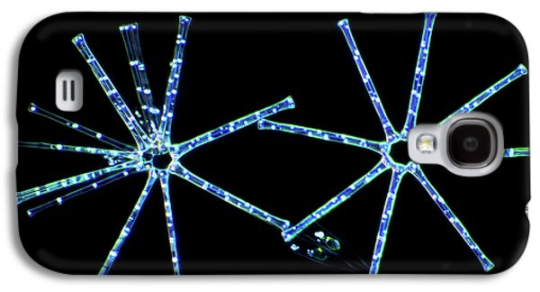 Asterionella Diatoms Galaxy S4 Case