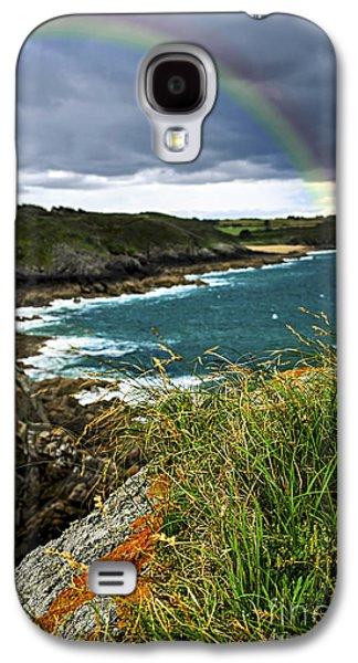 Atlantic Coast In Brittany Galaxy S4 Case
