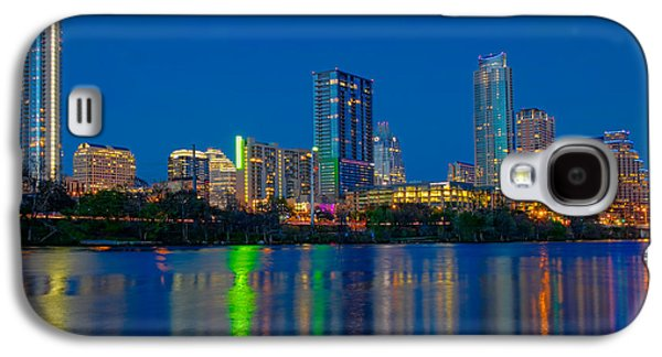 Austin Skyline Galaxy S4 Case by Tim Stanley