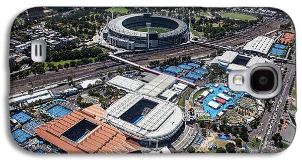 Australian Open Tennis 2015 Galaxy S4 Case by Brett Price