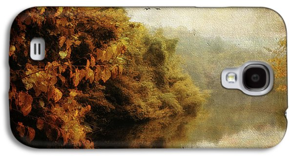 Autumn Canvas Galaxy S4 Case by Jessica Jenney