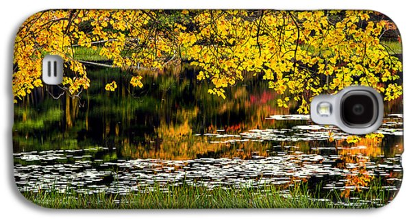 Autumn Pond 2013 Galaxy S4 Case by Bill Wakeley