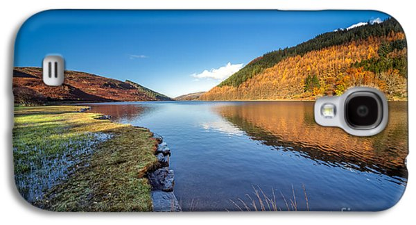 Autumn Reflections Galaxy S4 Case by Adrian Evans