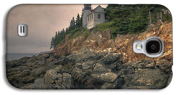 Bass Harbor Head Light II Galaxy S4 Case