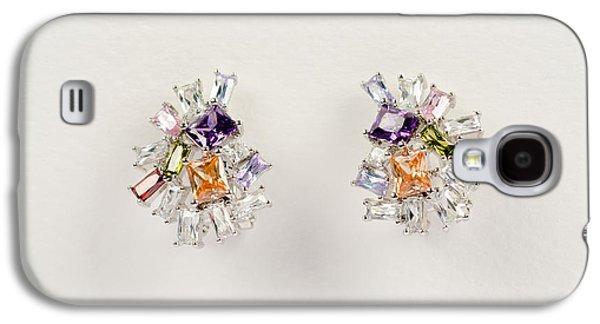Beauty Earrings Galaxy S4 Case by Nikita Buida