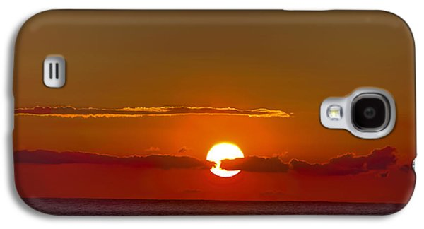 belmar sunrise New Jersey 2 Galaxy S4 Case