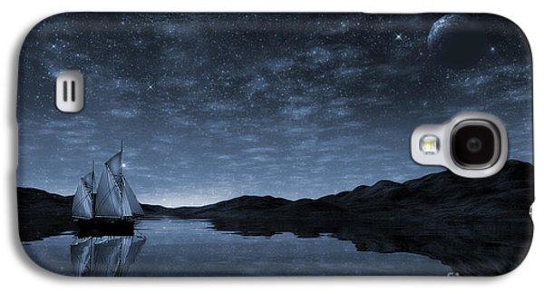 Beneath A Jewelled Sky Galaxy S4 Case