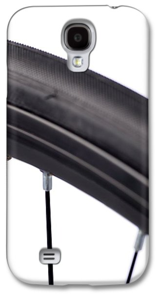 Bicycle Tyre Valve Galaxy S4 Case