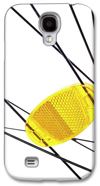 Bicycle Wheel Reflector Galaxy S4 Case